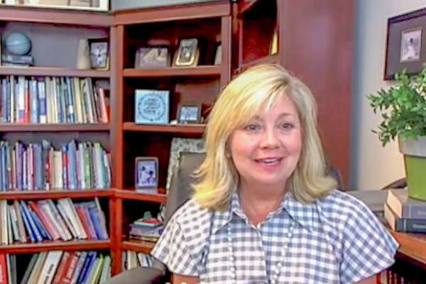 Barker reflects on education in a pandemic