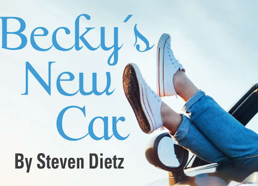 'Becky's New Car' opens Thursday at NTC