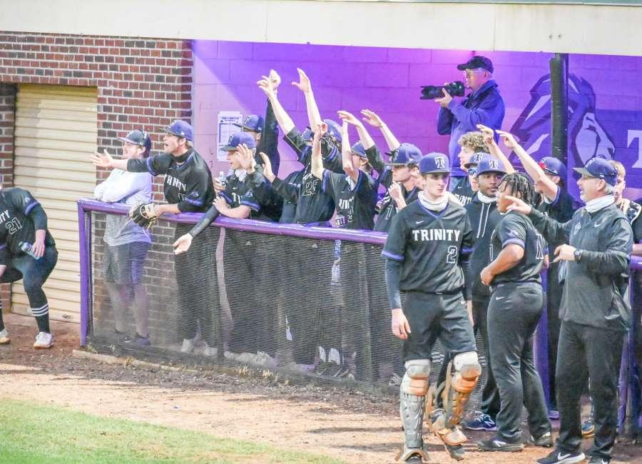 Big third inning fuels Trinity Christian's win on the diamond