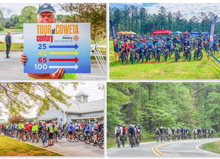 Big turnout, big economic impact for weekend bike activities