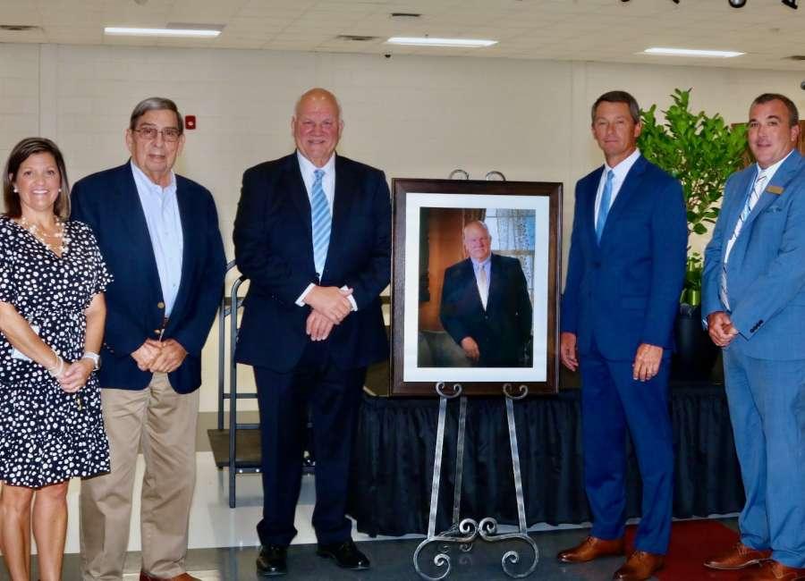 Blake Bass Middle School holds dedication ceremony