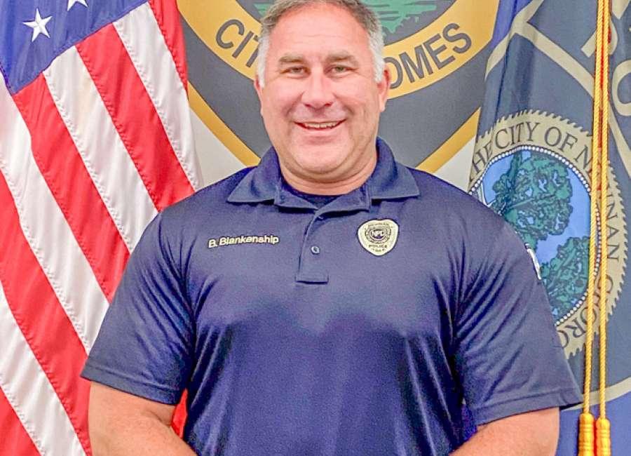 Blankenship named Newnan police chief