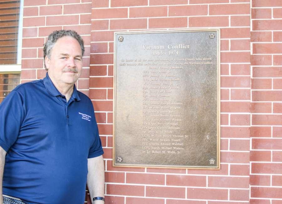 Bringing history to life: Quesinberry's legacy at Newnan High