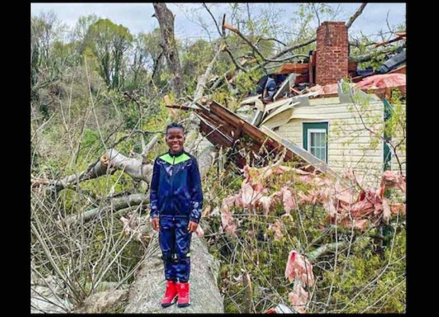 Bruised, not broken: Chalk Level facing immediate, long-term challenges after tornado