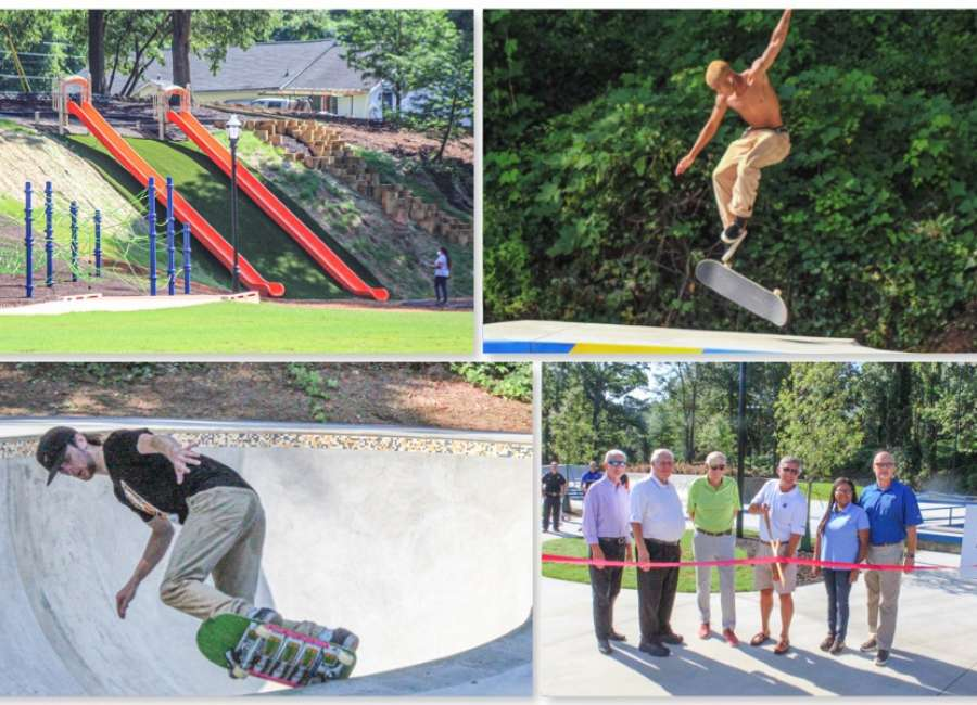 C. Jay Smith Park showcases government, resident synergy