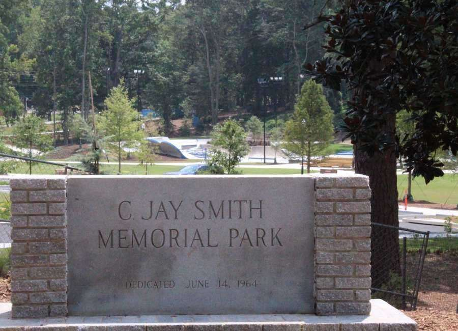 C. Jay Smith Park to hold official opening event Saturday
