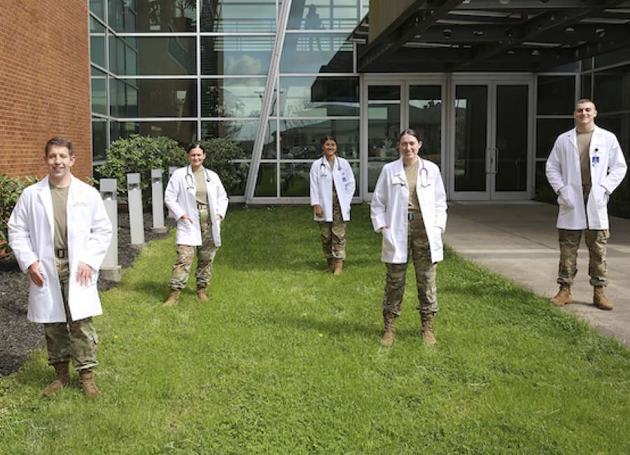 Chirillo selected by Army for Nurse Summer Training Program