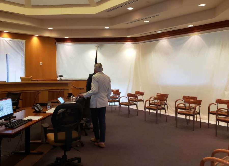City Hall repairs to start after next City Council meeting