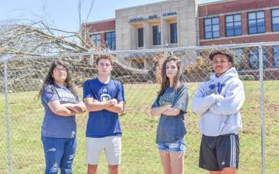 Class of '21, interrupted: Newnan High seniors hold onto hope, humor