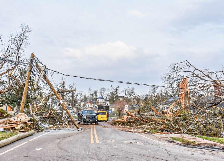 CNC fundraiser focuses on tornado victims