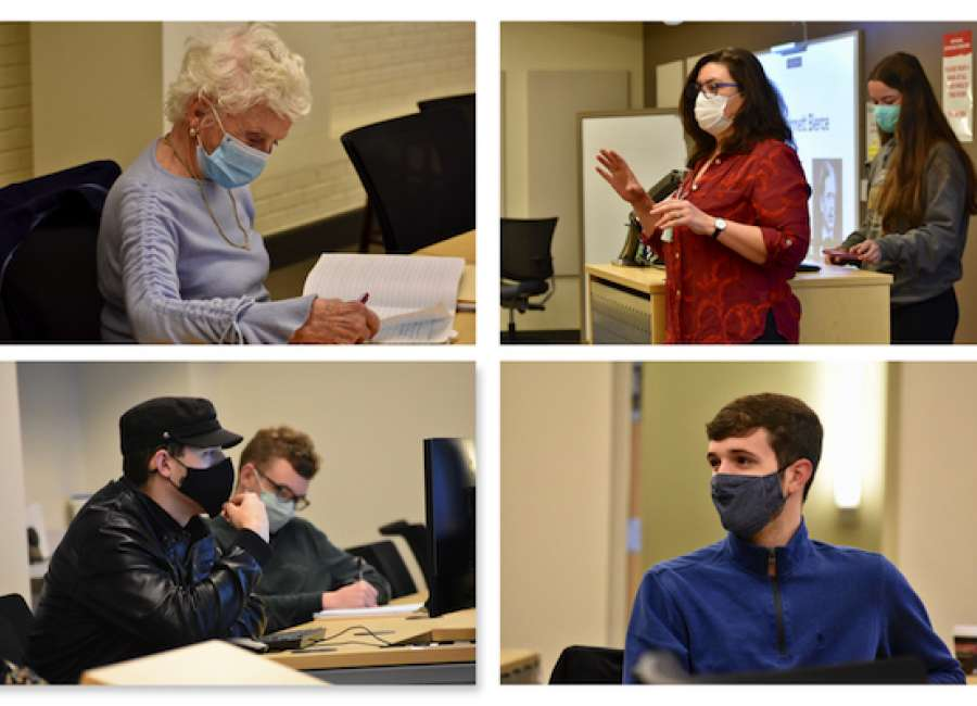 College for everyone: Tiny UWG class incorporates wide perspectives