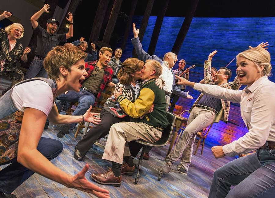 Come From Away: A celebration of innate goodness in the face of tragedy