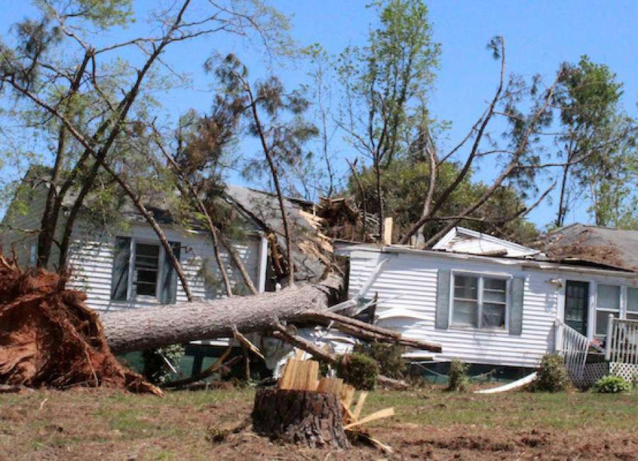 Community Tornado Relief group working to provide housing