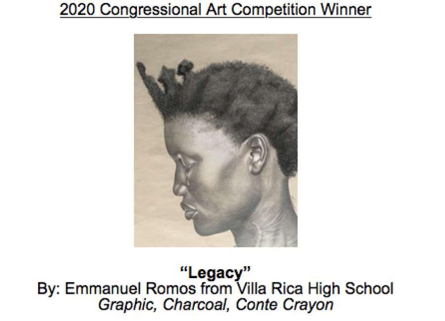 Congressman Drew Ferguson announces 2021 Congressional Art Competition