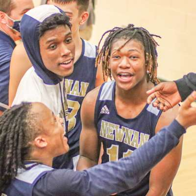 Cougars Elite 8 bound after overtime thriller