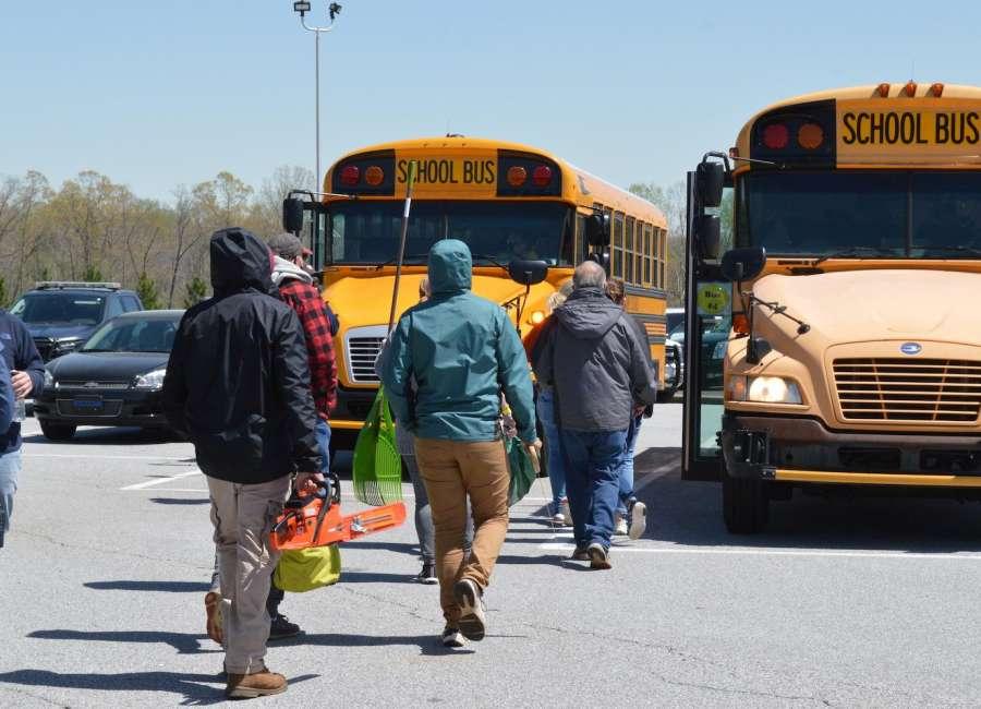 County undecided on future volunteer program