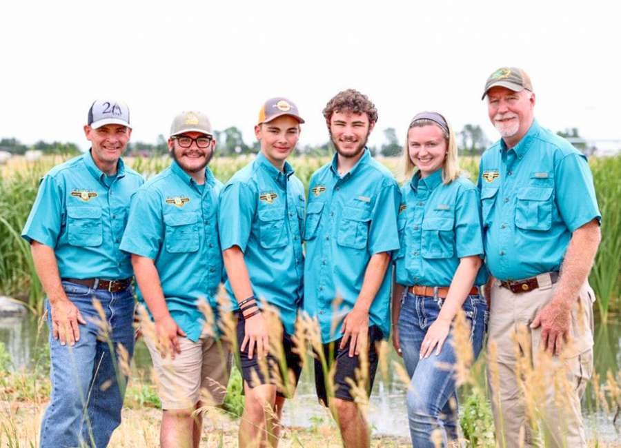 Coweta 4-H shooting team places at nationals