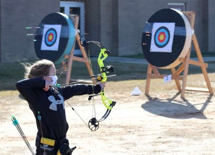 Coweta 4-H'ers compete in statewide virtual archery contest