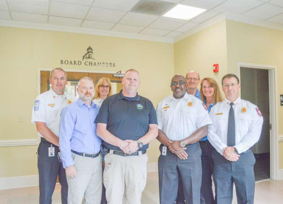 Coweta Cares receives Georgia County Excellence Award