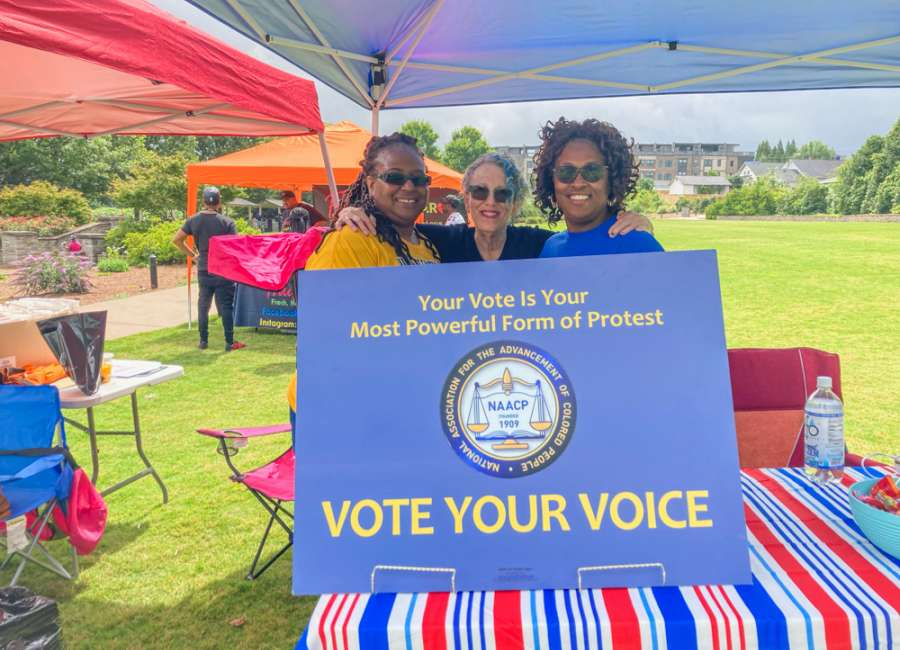 Coweta chapter of NAACP focusing on voter education, registration