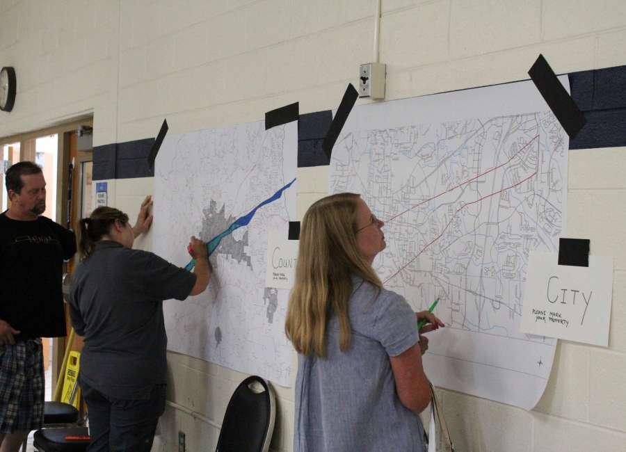 Coweta Community Foundation discusses tornado debris removal