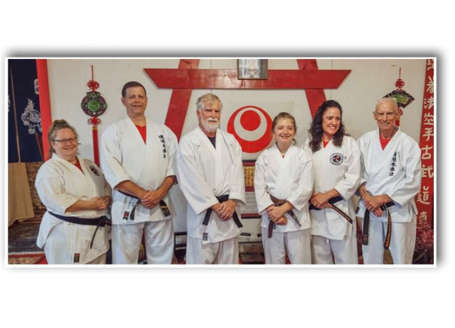 Coweta County man promoted to 1st Degree Black Belt