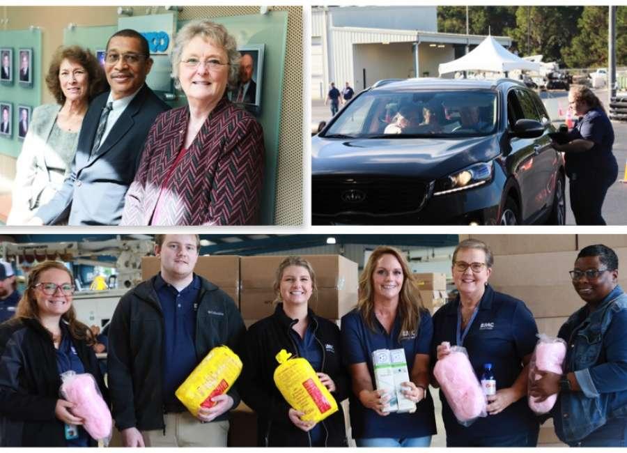 Coweta-Fayette EMC Hosts Drive-Thru Annual Meeting and Member Appreciation Day