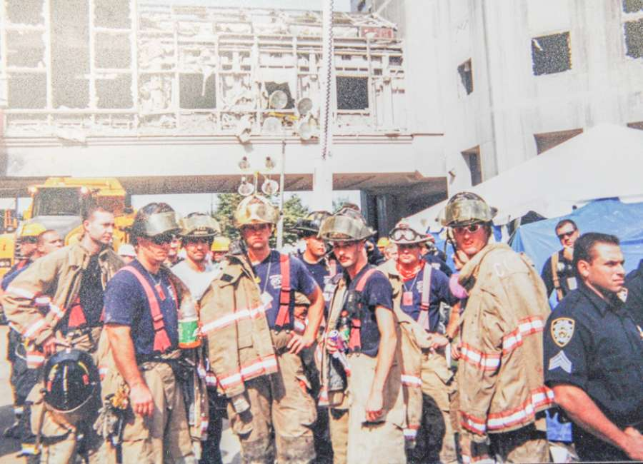 Coweta firefighters reflect on Ground Zero rescue and recovery experience