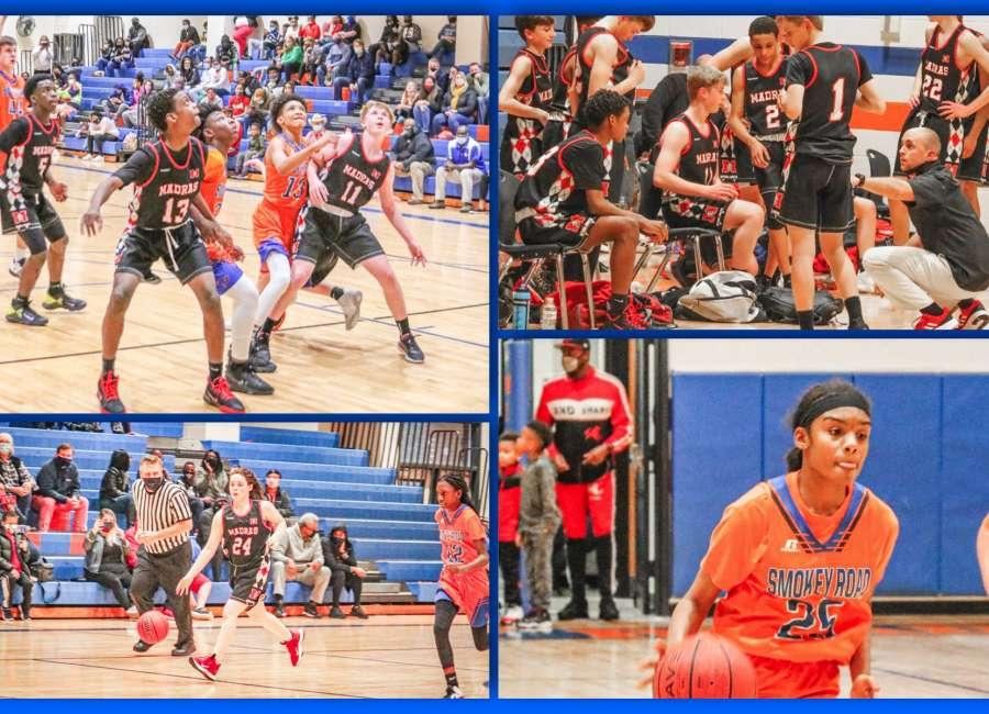 Coweta Middle School basketball kicks off 2021 season