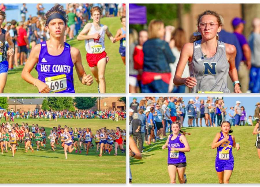 Cross-country competes in Carrollton