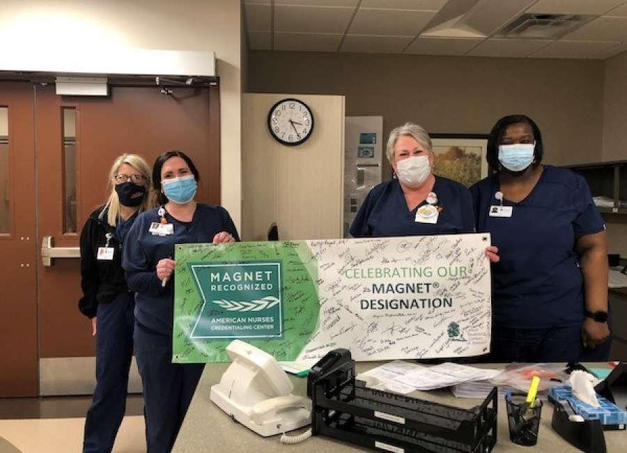 CTCA achieves Magnet recognition for nursing excellence