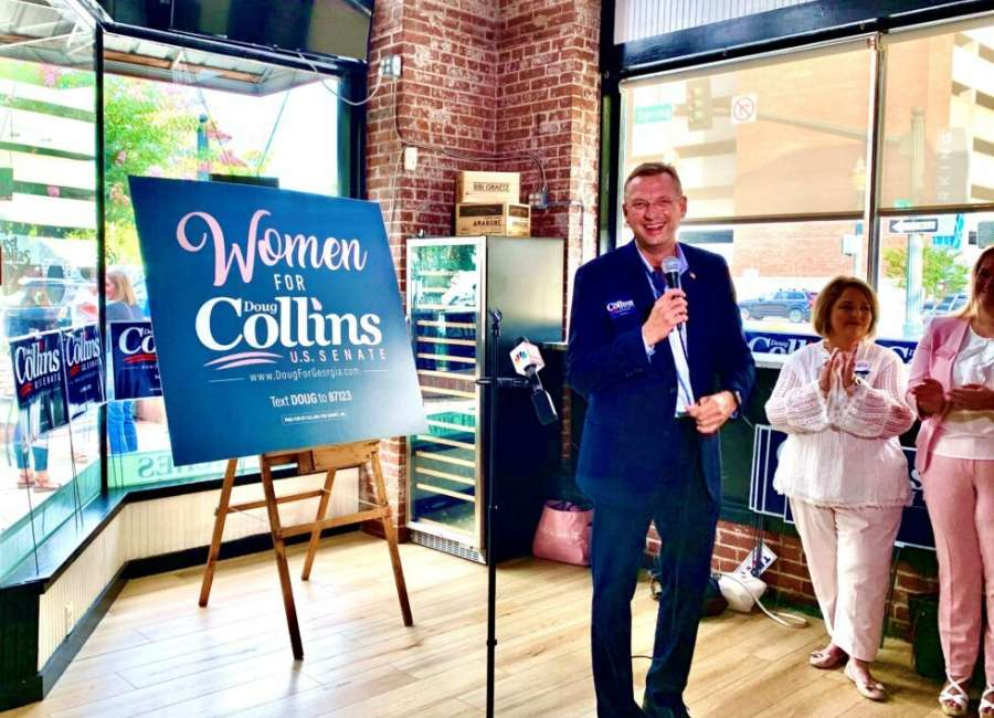 Doug Collins won't run for office in Georgia during 2022 elections