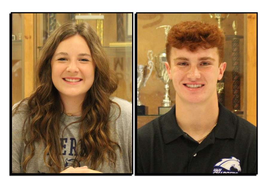 East Coweta student athletes continuing athletic career in college