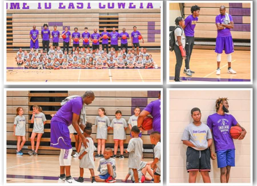 East Coweta Youth Basketball Camp a success