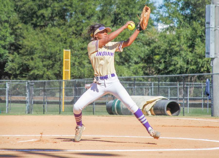 East Coweta's Jaliyah Holmes commits to Jacksonville State