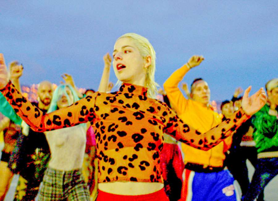 Ema: Emotions dance wildly in visual delight
