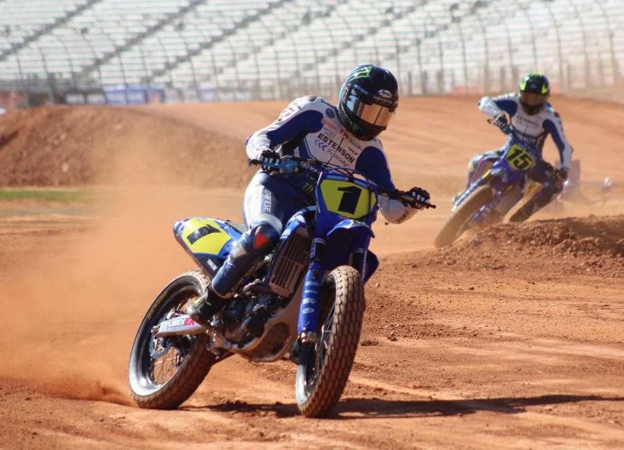 Estenson Racing sweeps Atlanta Super TT