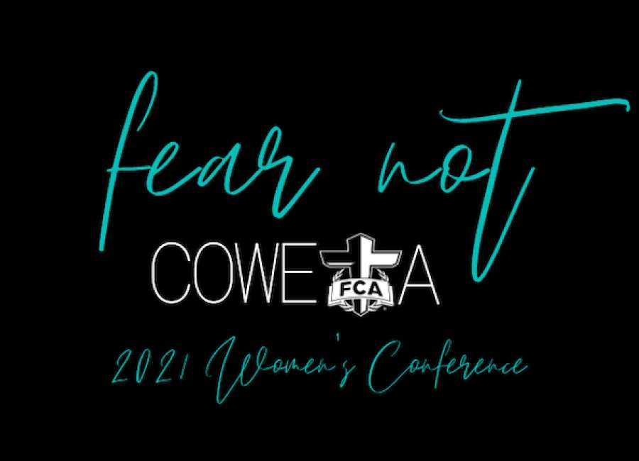 'Fear Not' theme of FCA women's conference