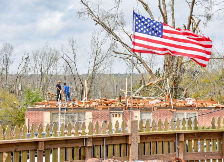 FEMA denies individual assistance for tornado victims