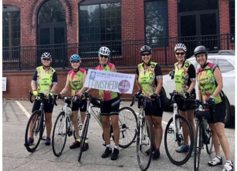 'Ferst' encourages bike riders to spin and stay local