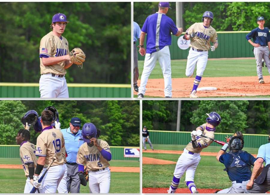 Indians sweep Harrison on their way to Sweet 16