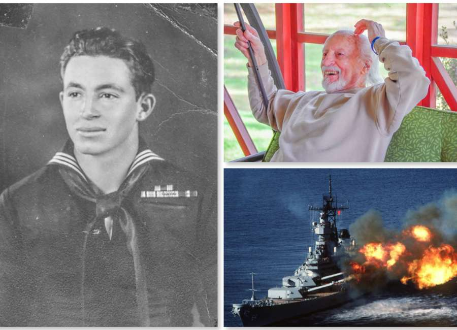 Palmetto WWII veteran returns to his old ship