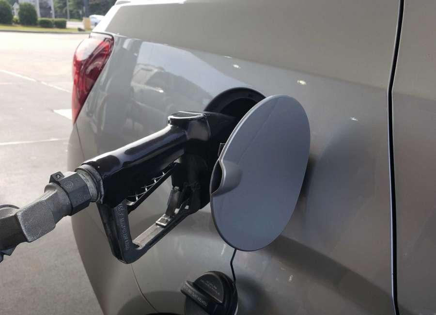 Gas in Coweta tops $3