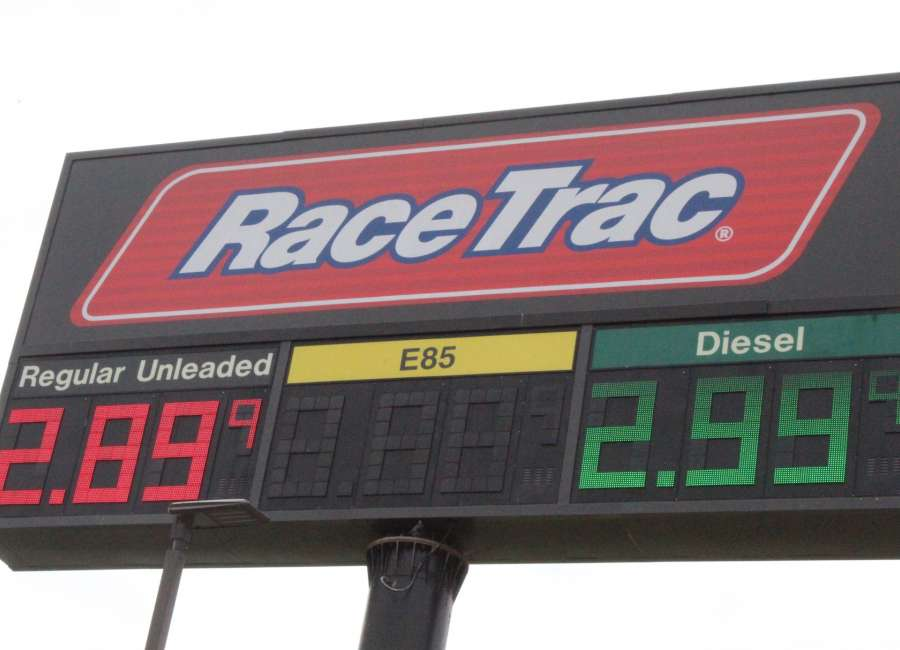 Gas prices going up in Georgia, Coweta