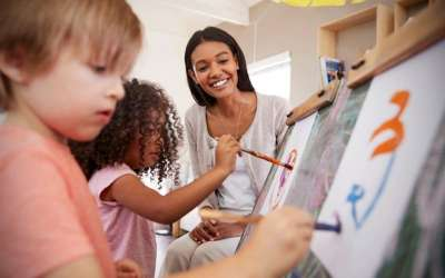 Georgia expanding funding for child-care program