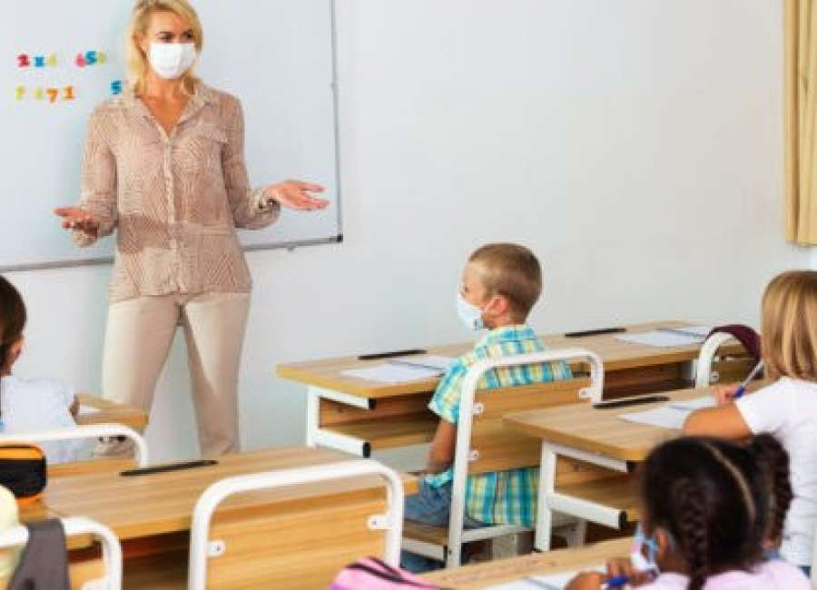 Georgia may add teachers to vaccine priority list