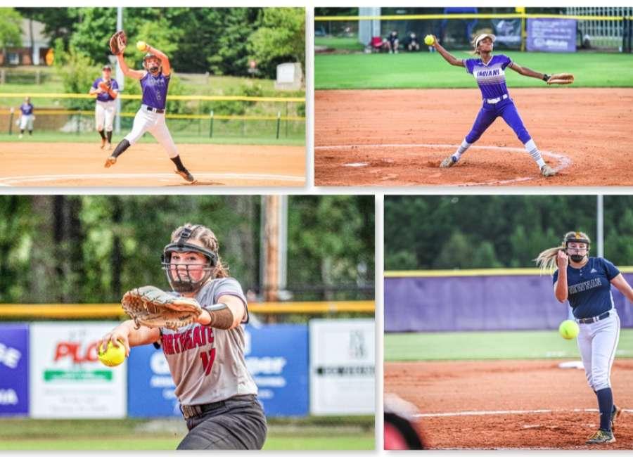 GHSA state softball playoff bracketology