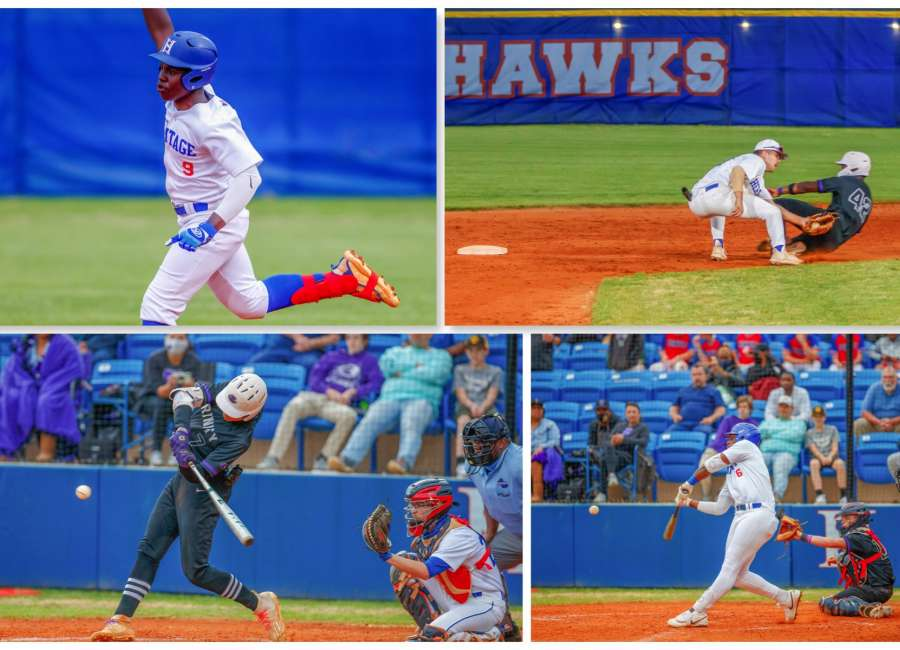 Hawks offense powers through Lions to take game two