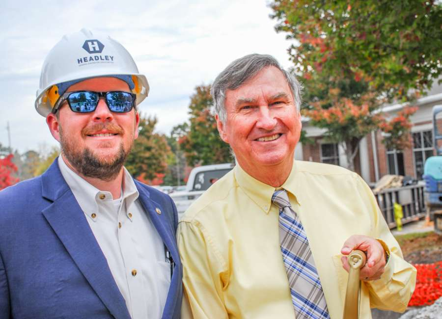Headley Construction celebrates 50th Anniversary, gives back to Christian City expansion