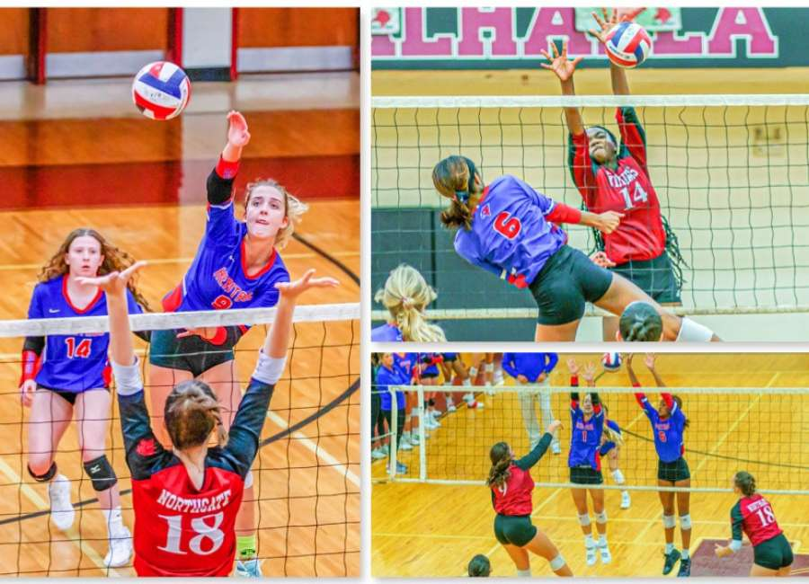 Heritage and Northgate close out the regular season